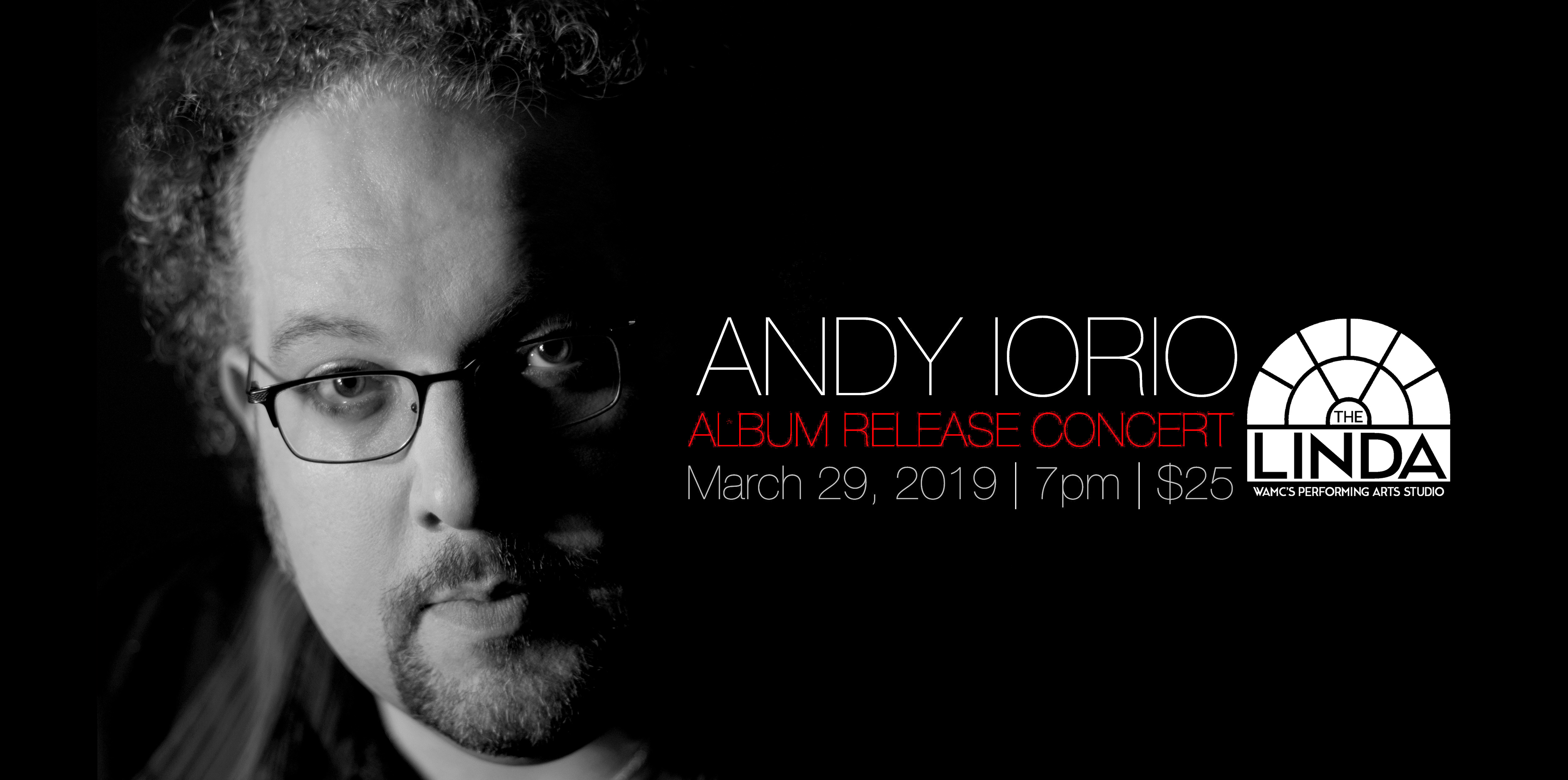 ANDY IORIO | Album Release Concert