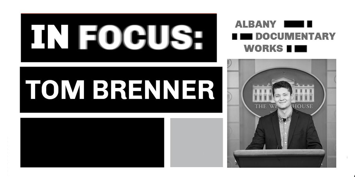 In Focus: Tom Brenner