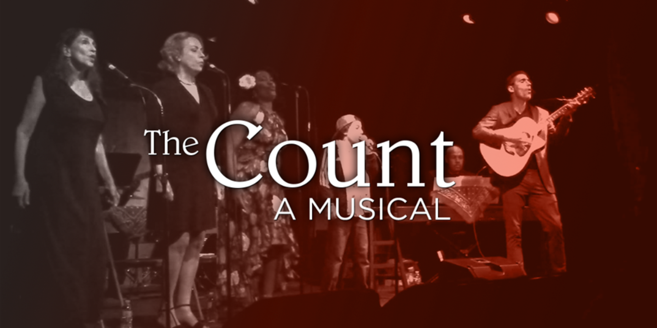 THE COUNT, A Musical