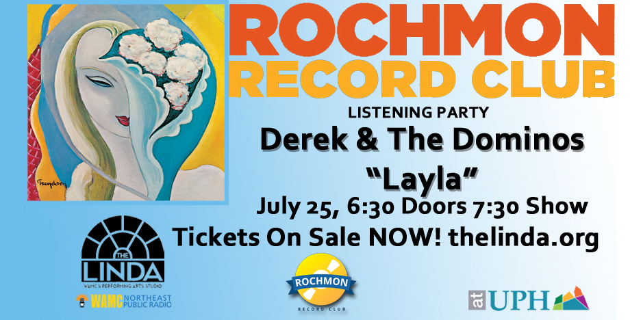"""Rochmon Record Club 