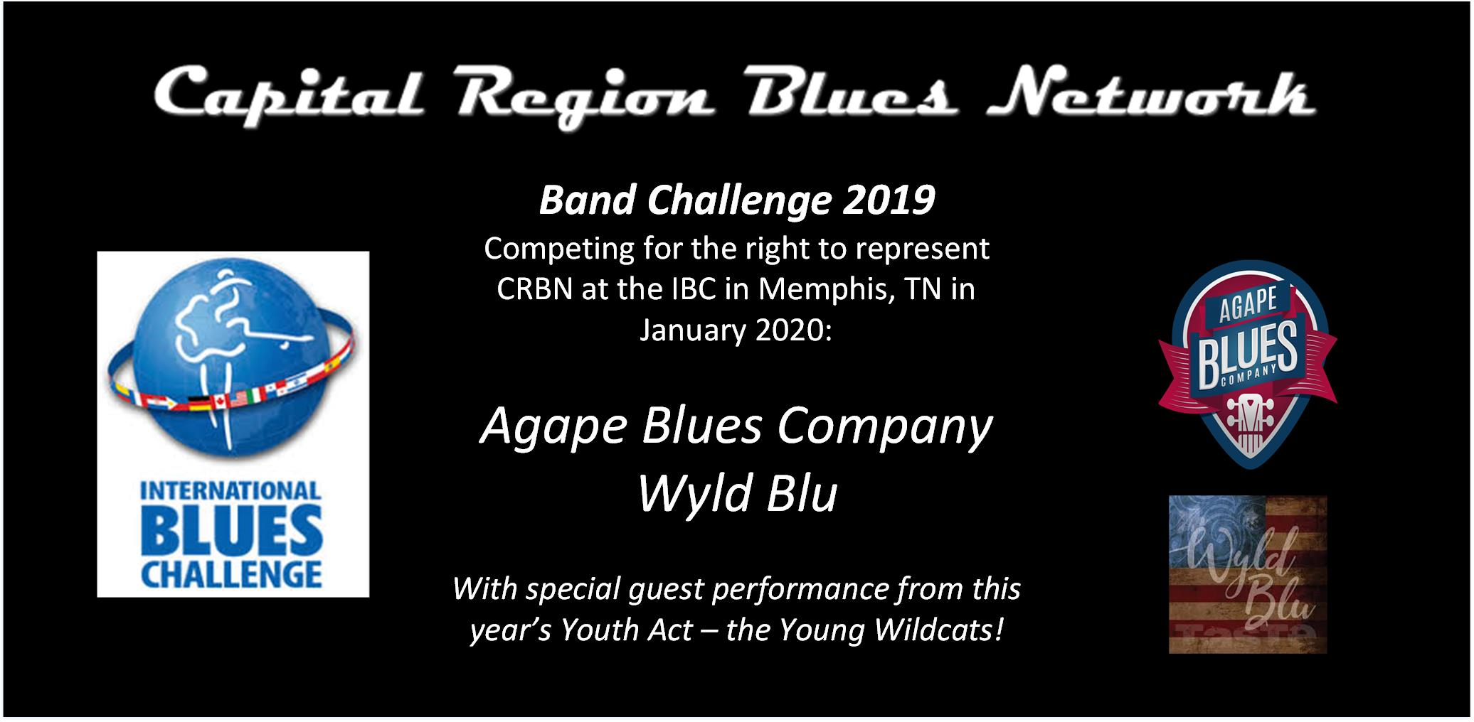 Capital Region Blues Network | Band Challenge 2019