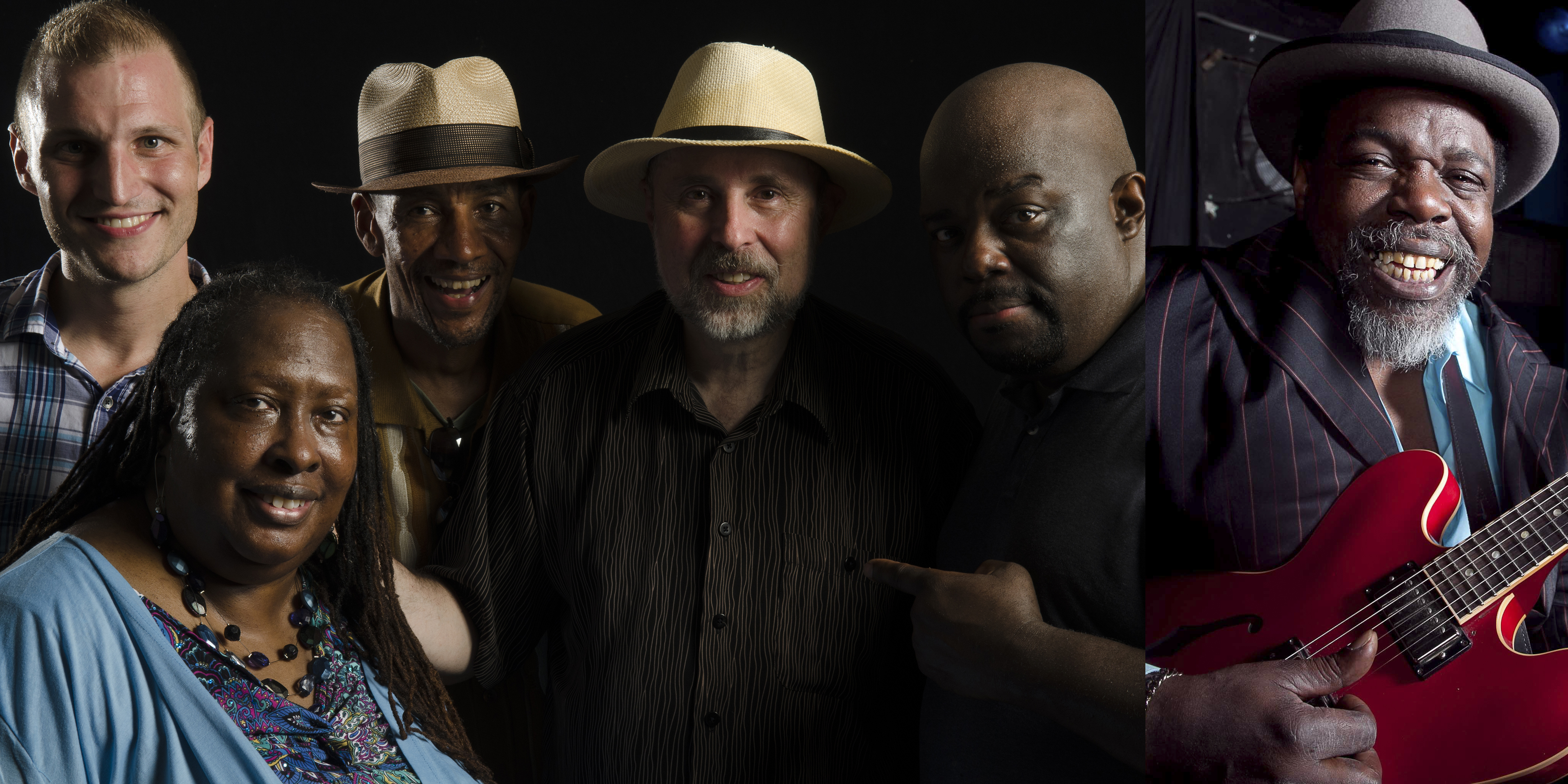 Mississippi Heat Featuring Lurrie Bell | Live at The Linda