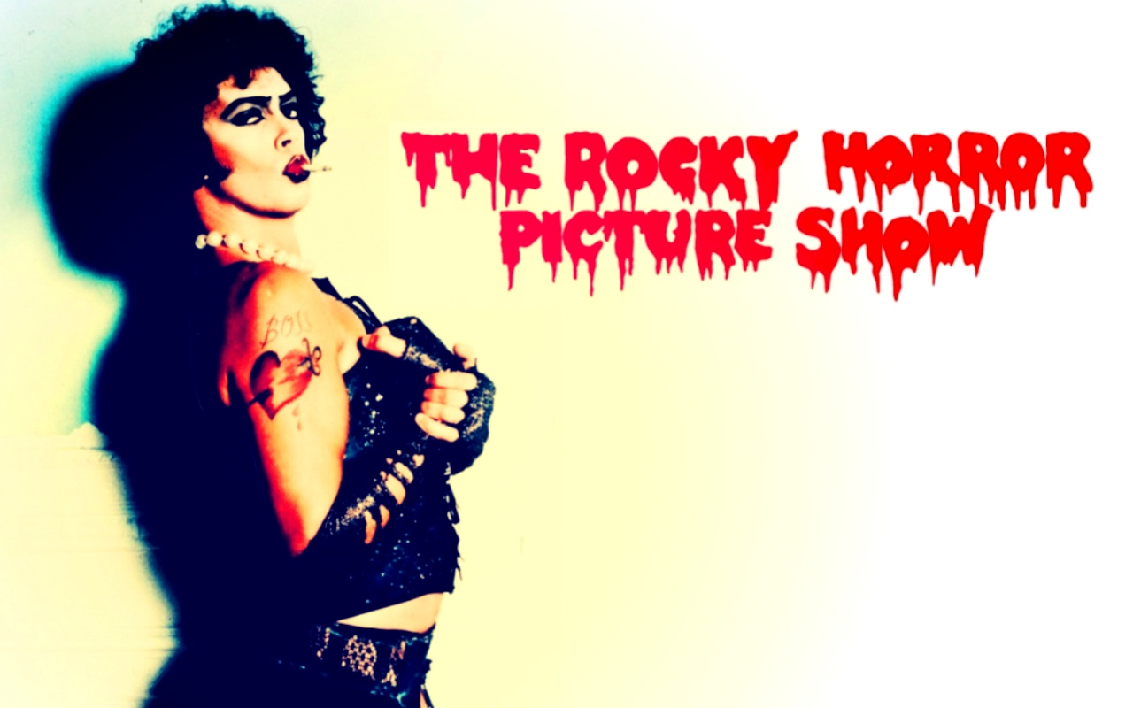 THE ROCKY HORROR PICTURE SHOW with The Whip-It Outskirts