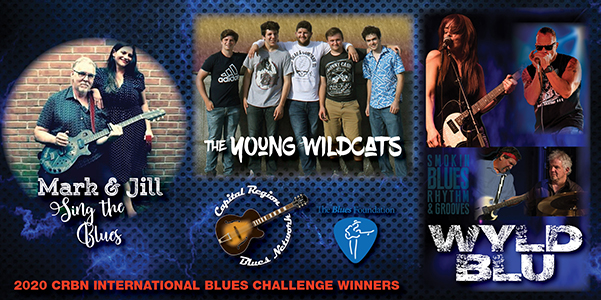 International Blues Challenge Winners Benefit Show