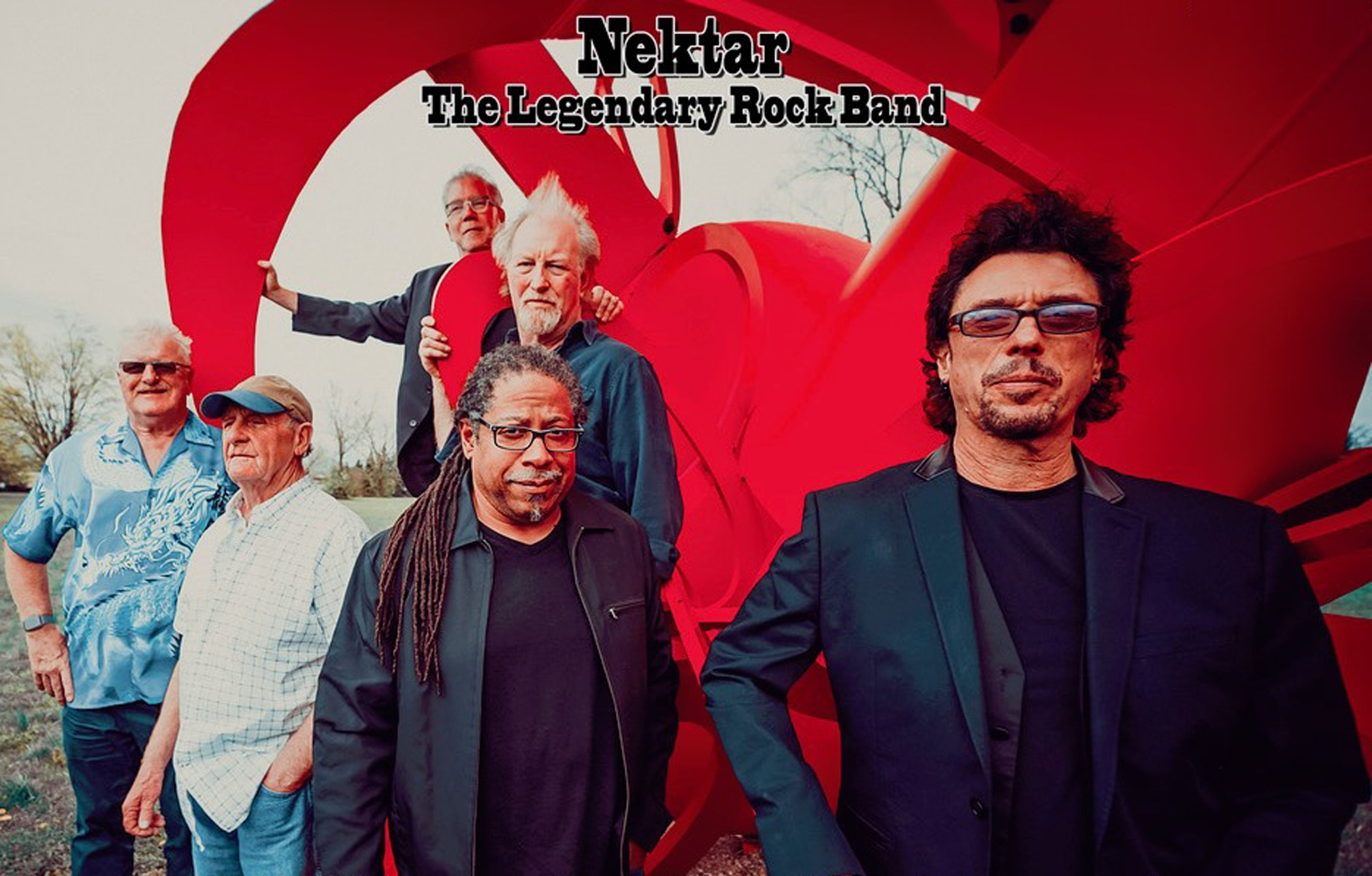NEKTAR | 50th Anniversary Tour| Live at The Linda