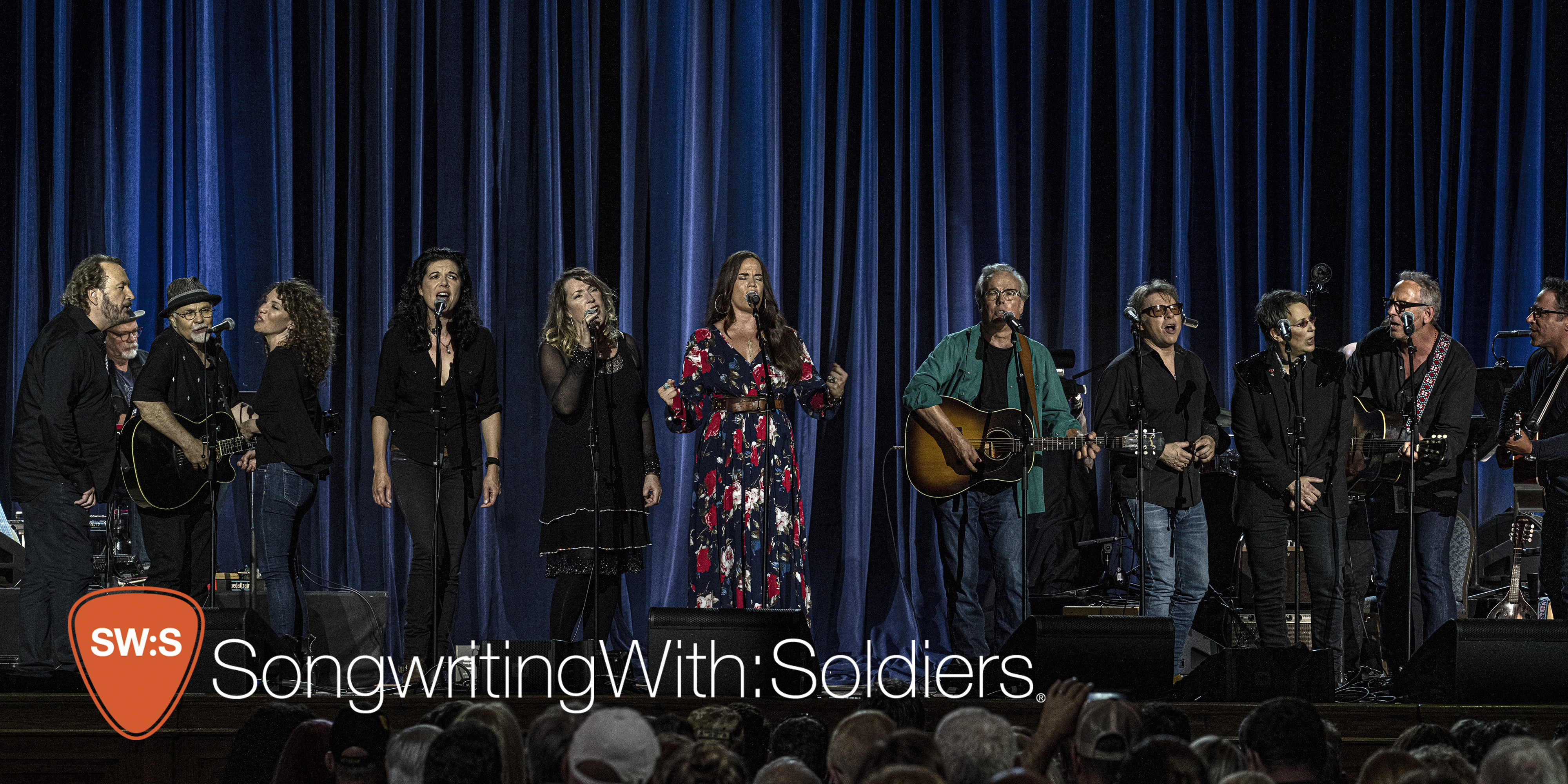 "SONGWRITING WITH: SOLDIERS ""In The Round"""