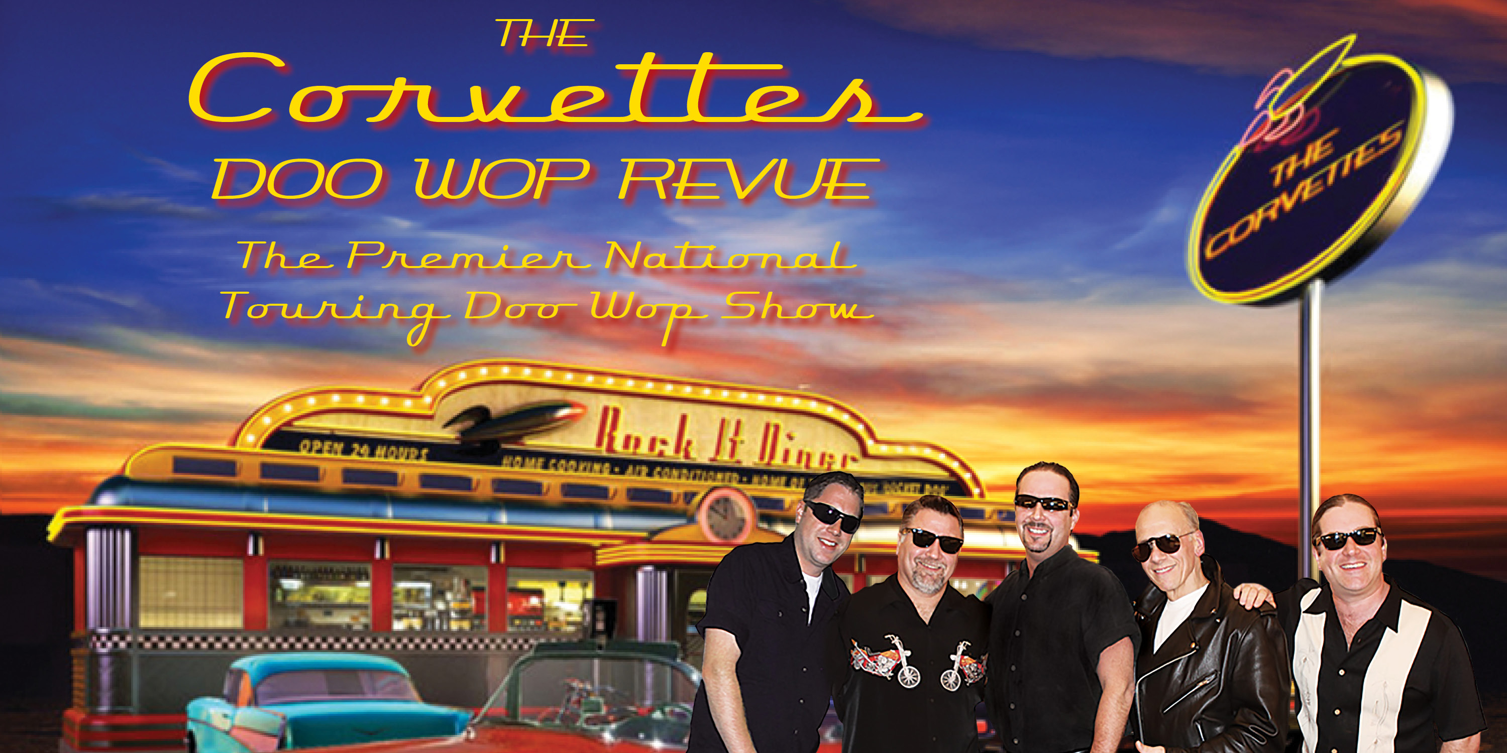 The Corvettes Doo Wop Revue