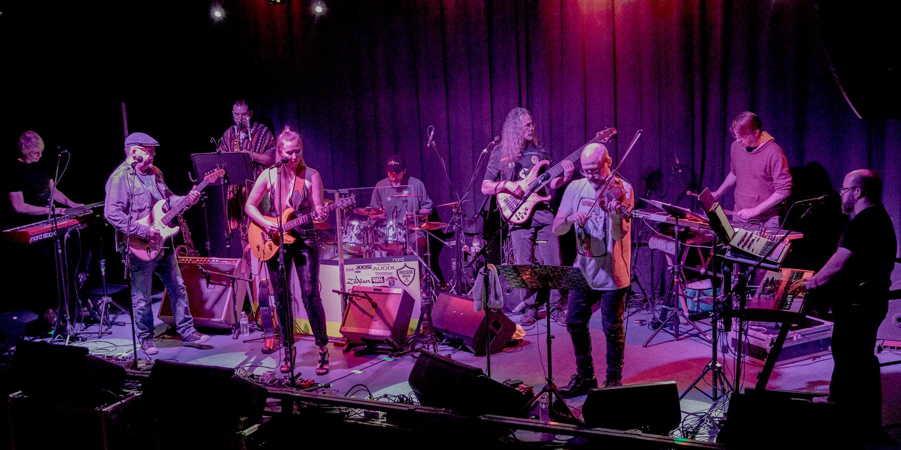 THE FURIOUS BONGOS Play Zappa | Live at The Linda
