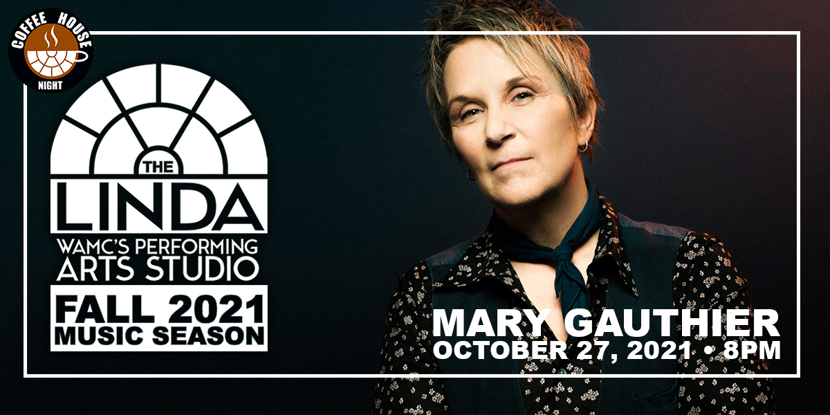 MARY GAUTHIER w.s.g. Jaimee Harris | Live at The Linda