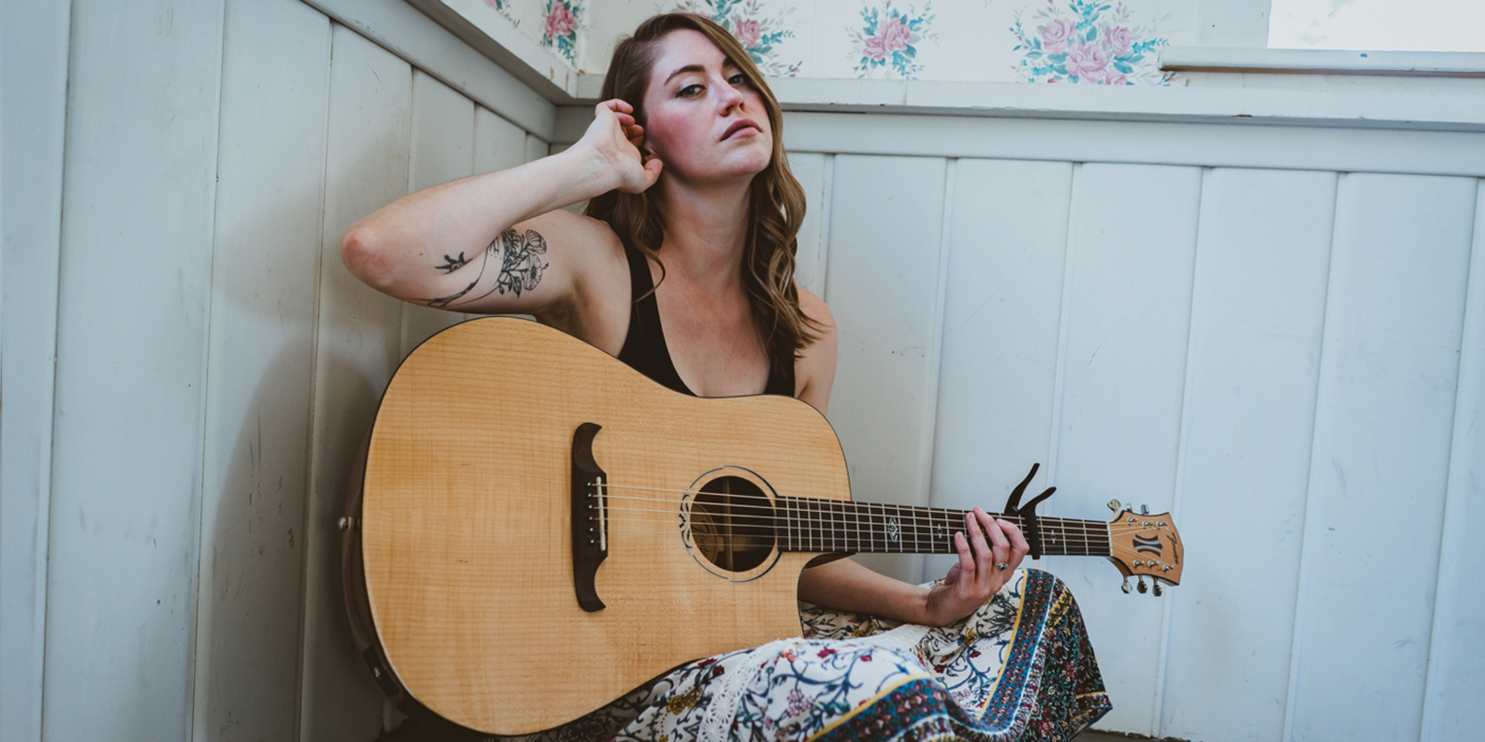 CAITY GALLAGHER: Open For Take-Out Virtual Concert Series