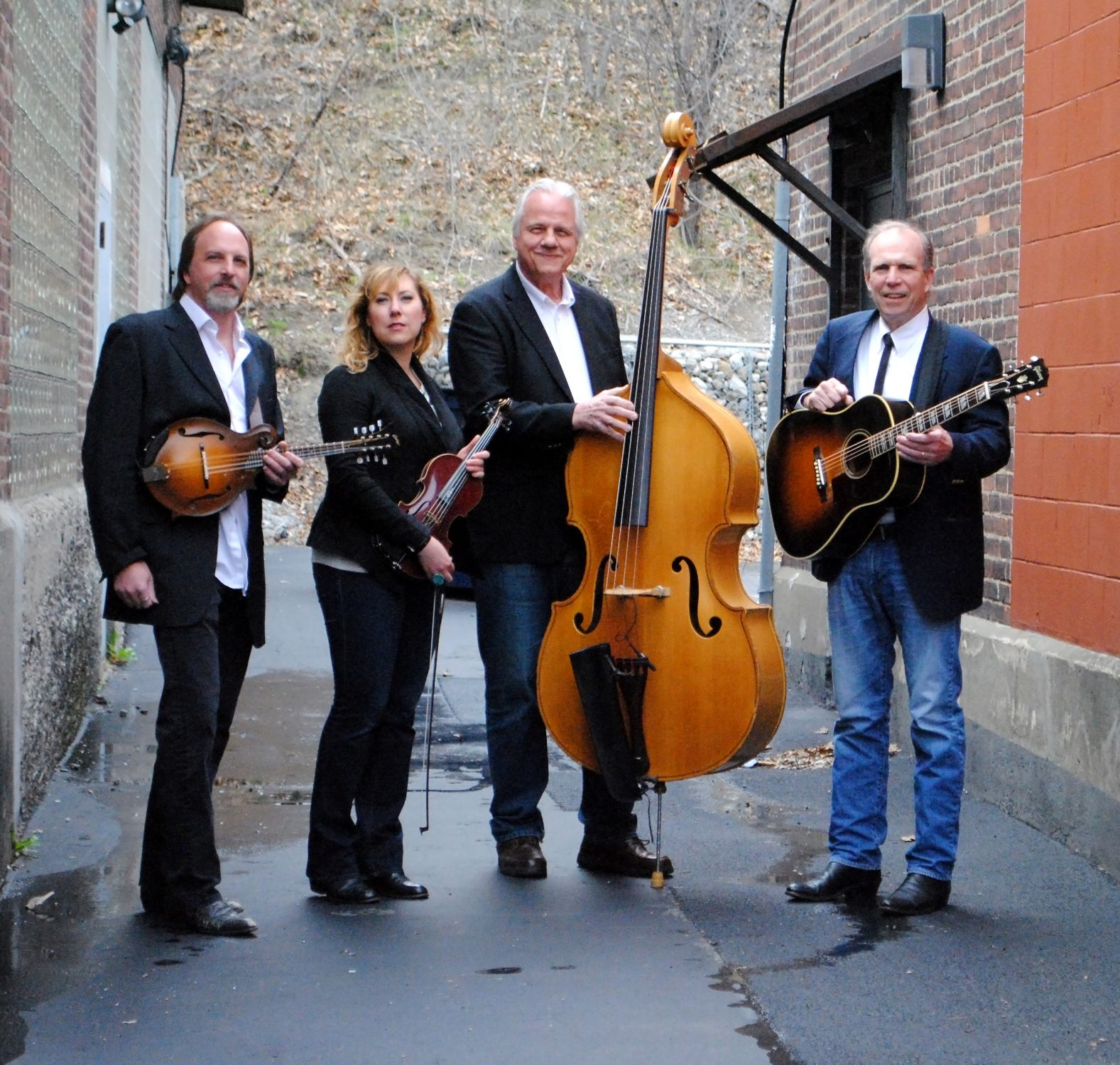 JIM GAUDET AND THE RAILROAD BOYS: Open for Take-Out Virtual Concert Series