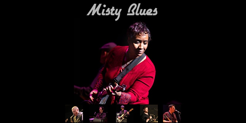 MISTY BLUES Open For Take-Out Virtual Concert