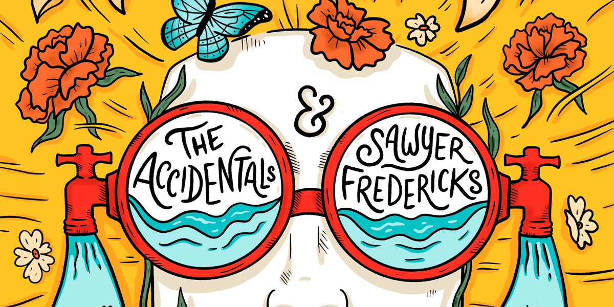 The Accidentals & Sawyer Fredericks
