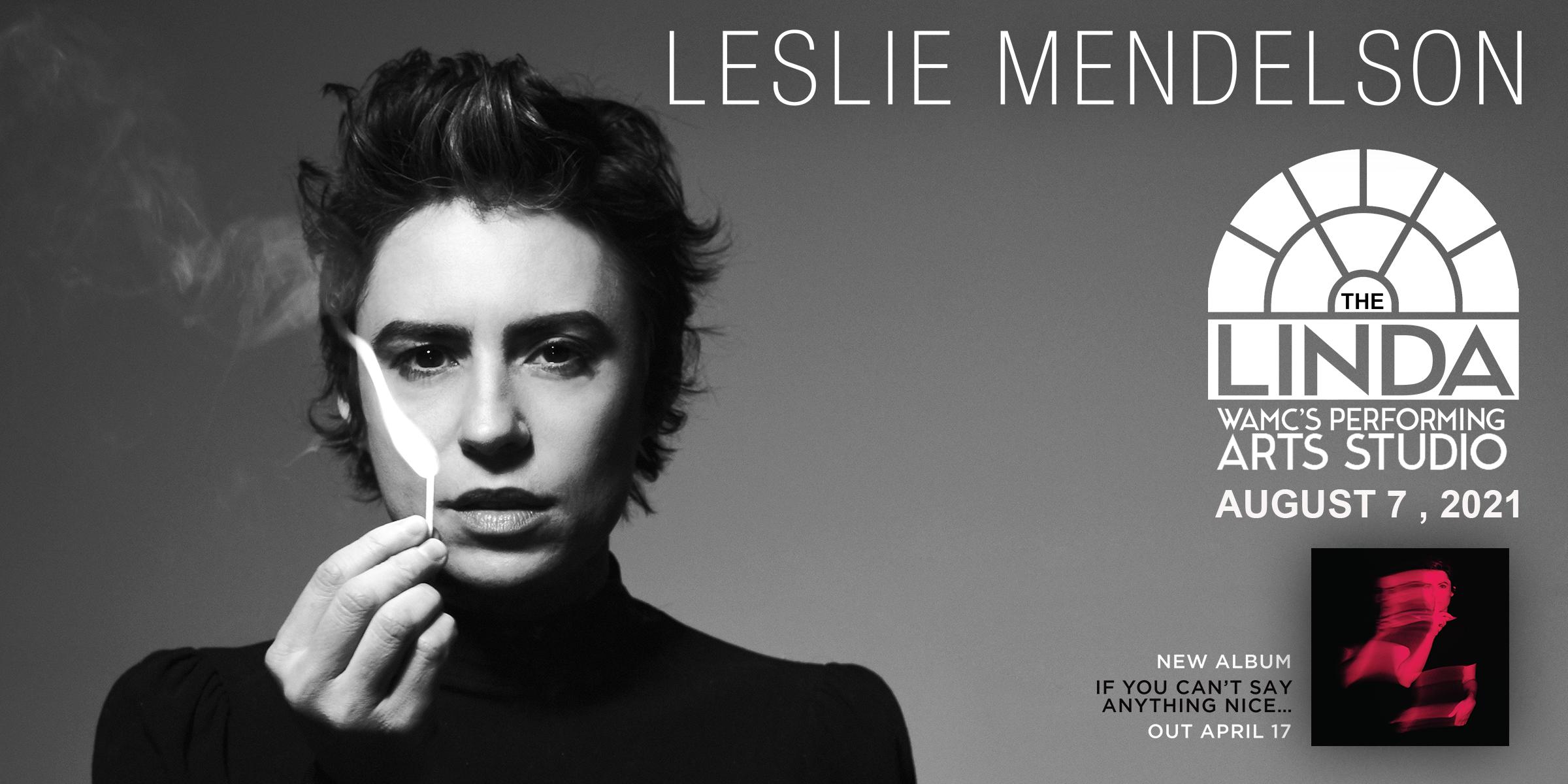 Leslie Mendelson w.s.g. KWILLEO