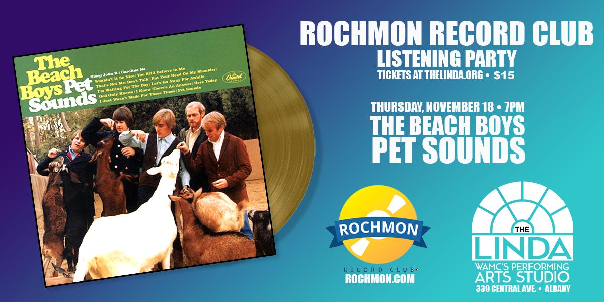 Rochmon Records Listening Party