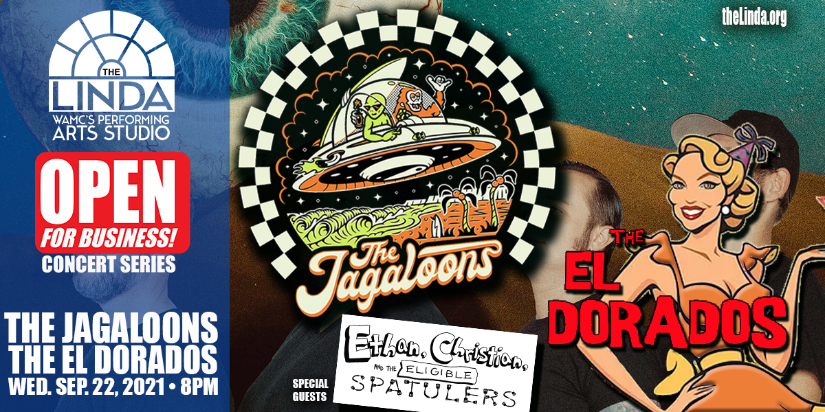The Jagaloons & The El Dorados w.s.g. The Eligible Spatulers
